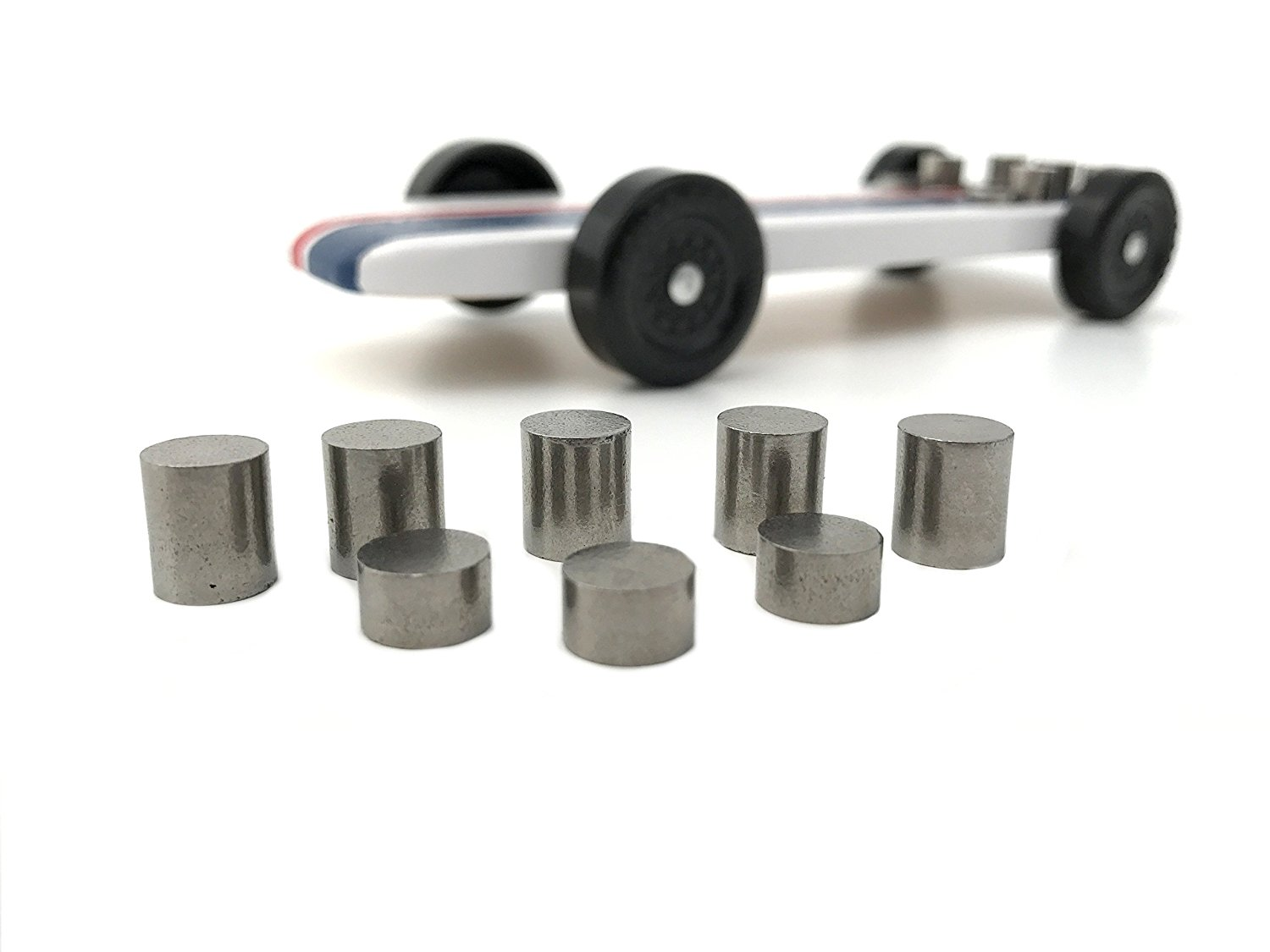 Top 5 Best Tungsten Weights for Pinewood Derby Cars
