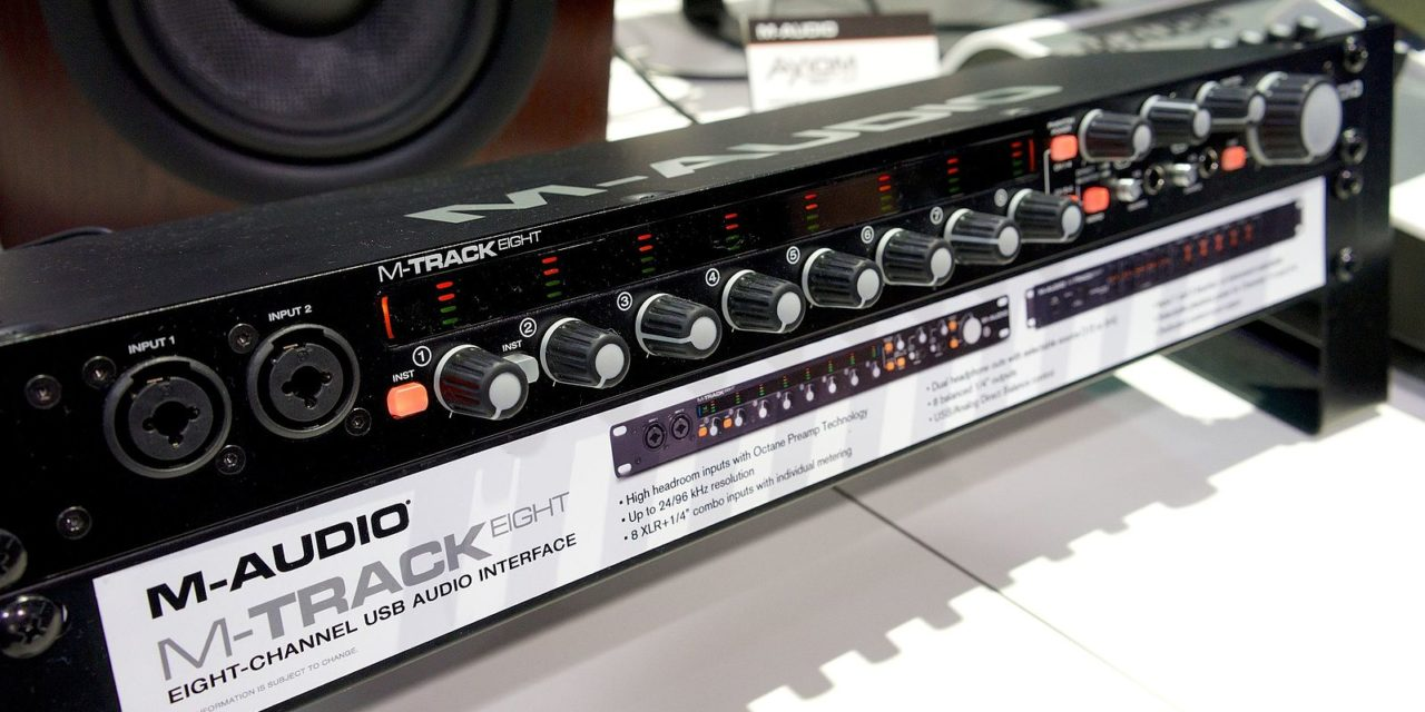 Top 5 USB Audio Interfaces