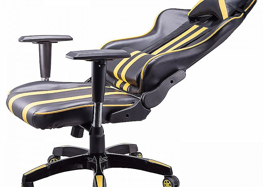 Finding The Best Gaming Chair With Lumbar Support 2018: Top 5