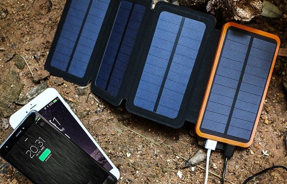 Best Solar Power Bank 2018: Top 5