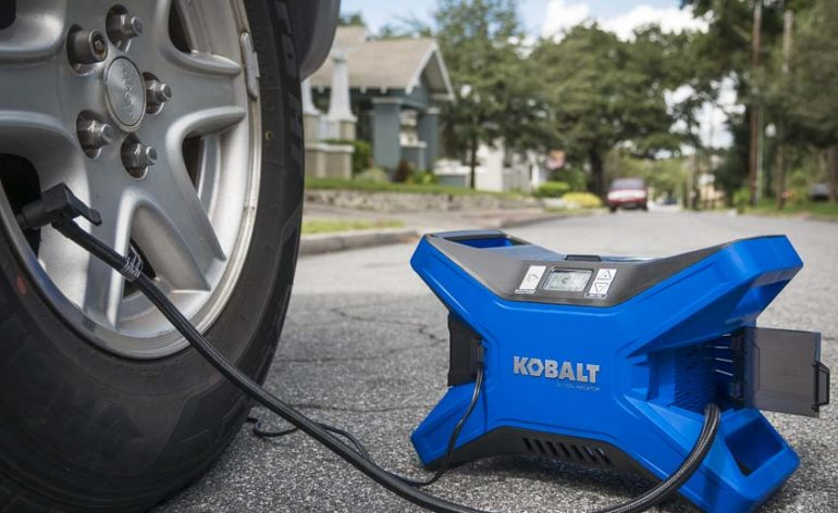 Finding The Best Portable Tire Inflator