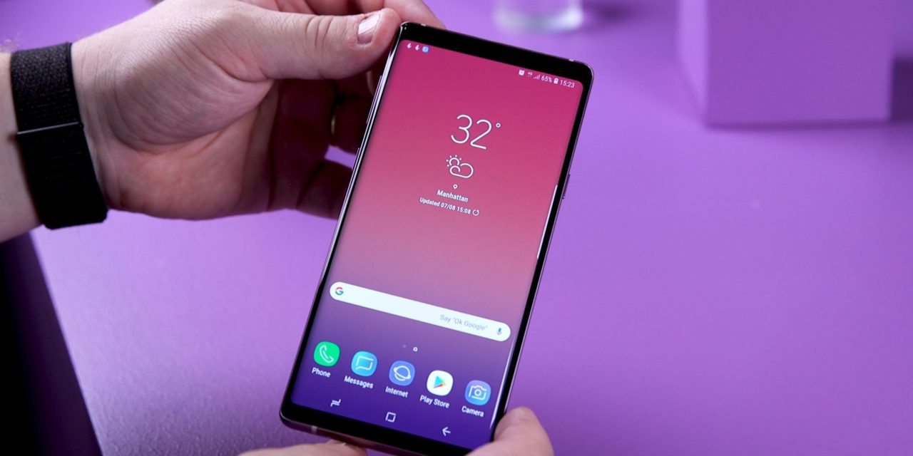 Top 5 Accessories for the Samsung Galaxy Note 9
