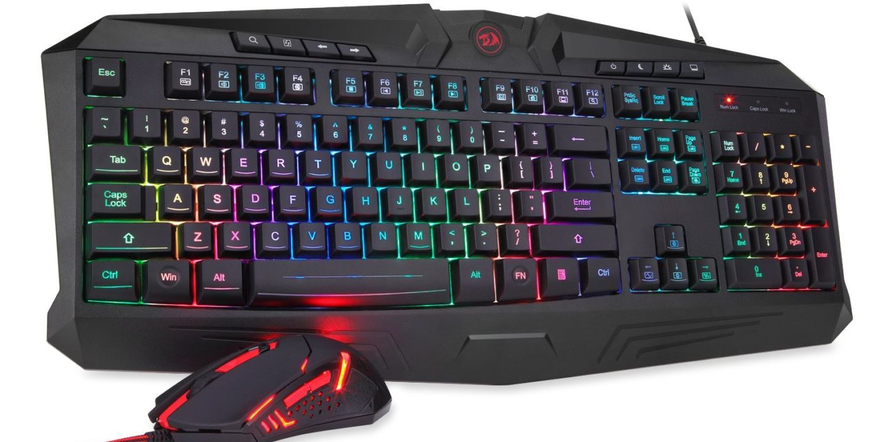 Top 5 Gaming Keyboard and Mouse Combo Kits in 2018