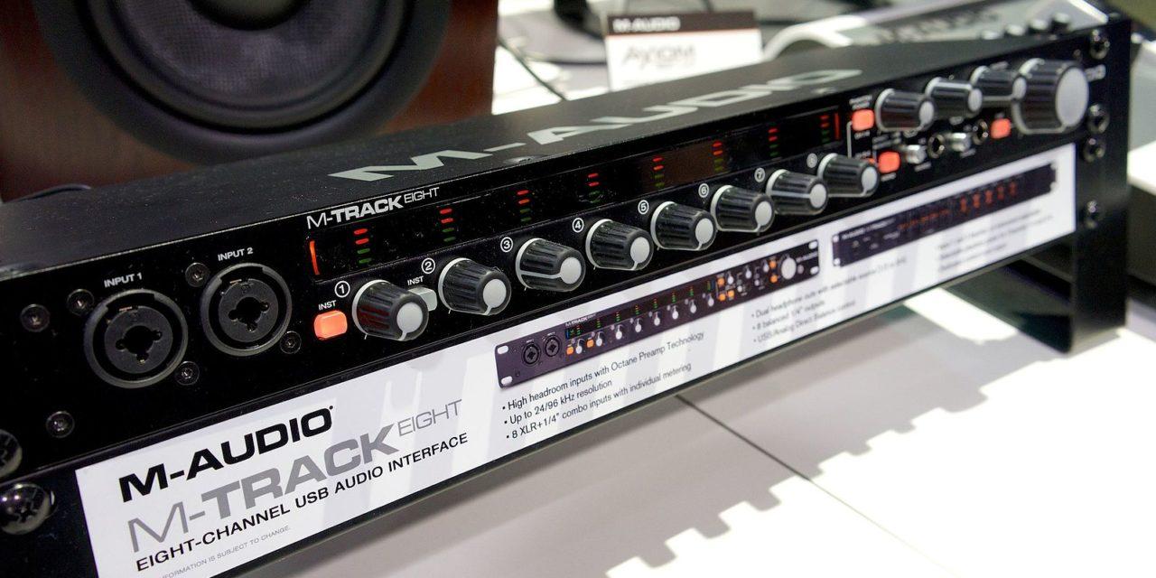 Top 5 USB Audio Interfaces