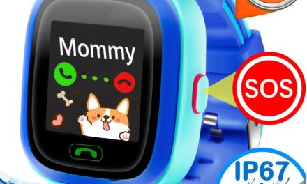 Best GPS Tracking Watch for Kids: Top 5 List