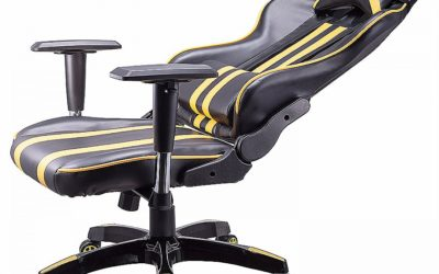 Top 5 Gaming Chairs With Lumbar Support