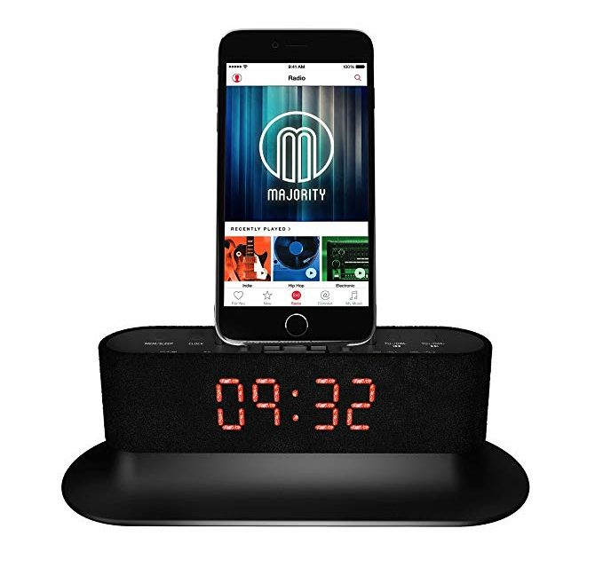 Finding The Best iPhone Docking Station With Radio 2018