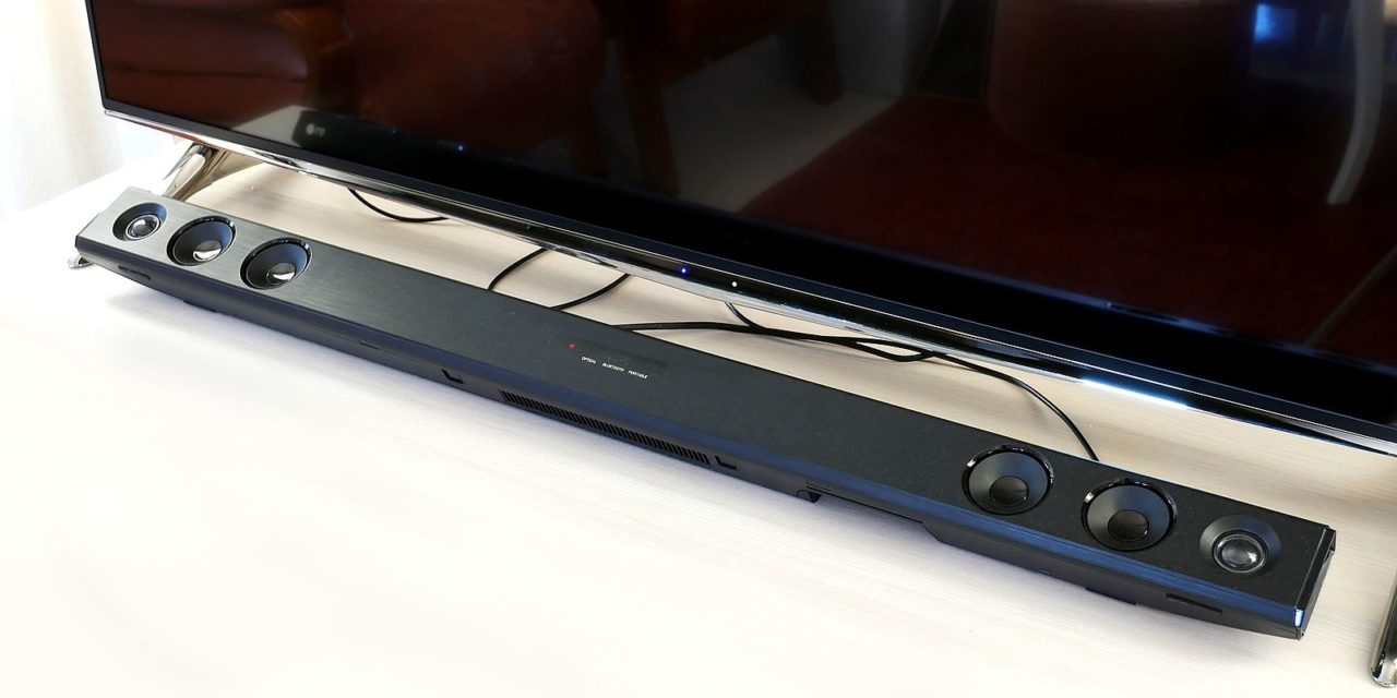 Top 5 Sound Bars for TV