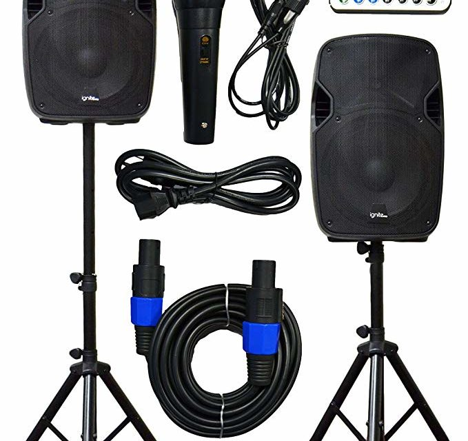 Top 5 Sound Systems For Outdoor Parties