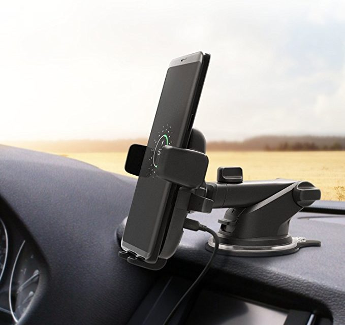 Top 5 Smartphone Car Mounts with Wireless Charging